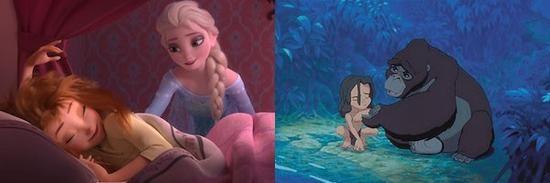 《冰雪奇缘》导演开脑洞泰山是艾莎弟弟