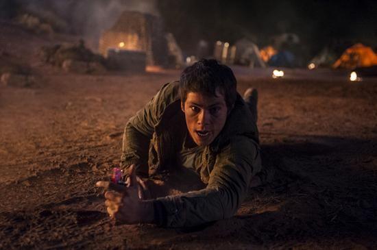 《移动迷宫2》即将上映主创将来华宣传