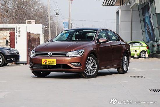 上海大众凌渡优惠1.3万元 店内现车充足