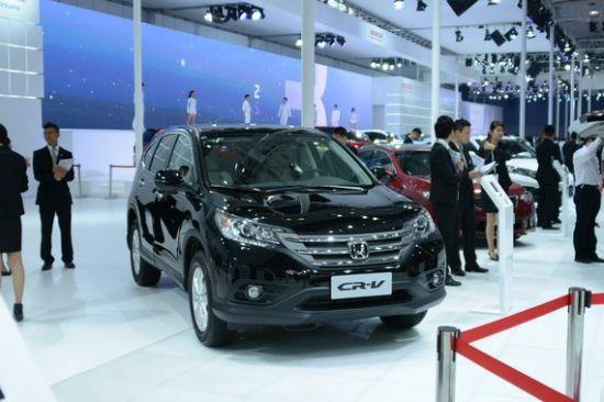 东风本田CR-V全系优惠1.4万元 有现车