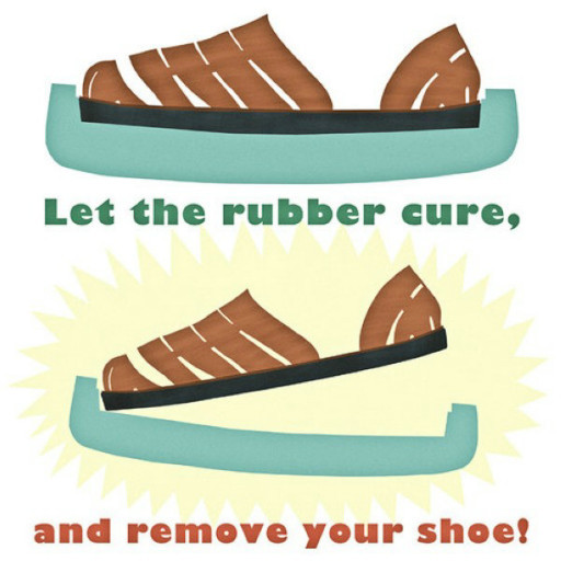 最简单的生活方式,折出来的皮革鞋子