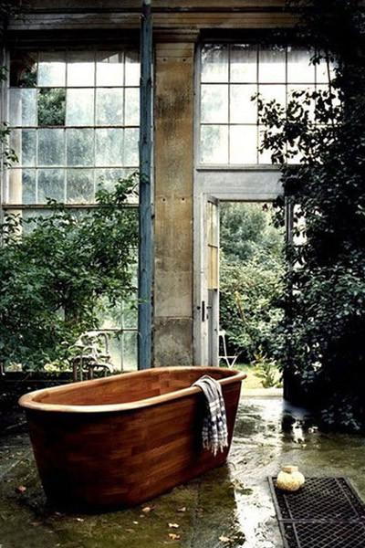 老式浴缸结构图