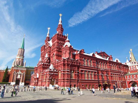 莫斯科精品商城