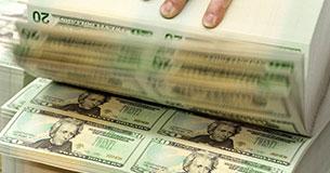 美国印钞厂印钞全程大公开